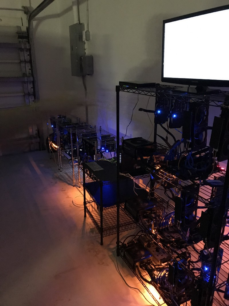 My Second Ethereum mining Rig | Jose Hernandez